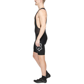 Fox Ascent Bib Shorts Men sort
